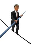 balancing act in outsourcing
