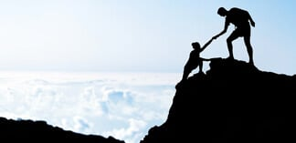Outsourcing: Method for Scaling Steep Slopes
