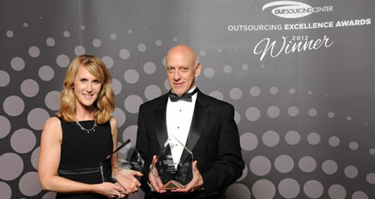 All Glitz and Glitter Texas Style for 16th Annual Outsourcing Excellence Awards | Article