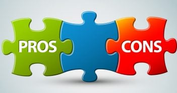 Pros and Cons Puzzle Piece