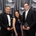 2013 Outsourcing Excellence Award Winners: The Procter & Gamble Company and Accenture