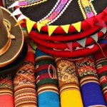 colorful south american blankets, outsourcing in south america