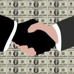handshake, outsourcing contracts