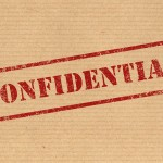 confidential, information, privacy