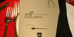 Lessons from the 2007 Outsourcing Excellence Awards | Article