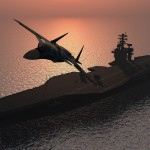 Aircraft carrier, outsourcing