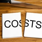 reduce costs, cogs.